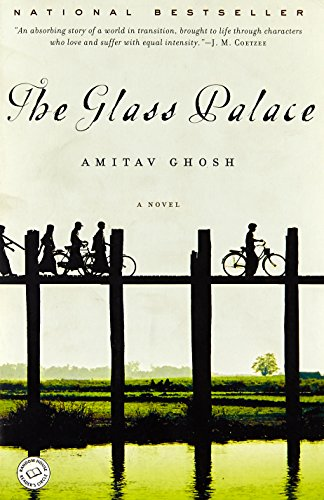 The Glass Palace: A Novel - Glasses Store Malaysia