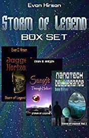 Storm of Legend: Box Set