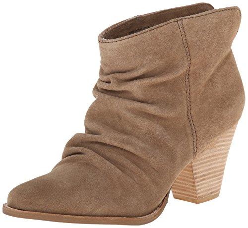 Splendid Rodeo Low Heel Bootie LATTE Size 6.5