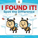 I Found It! | Spot the Difference Book for Kids