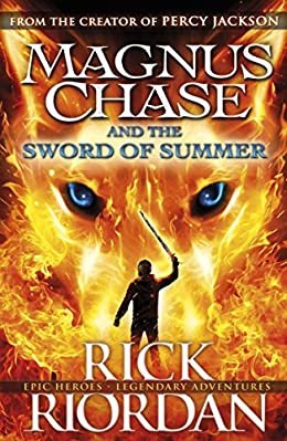The Sword of Summer - Rick Riordan