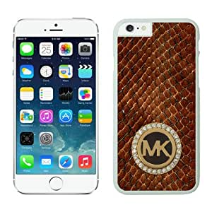 Customized Michael Kors iPhone 6 Plus Phone Case Cover White 5.5 inches T2-029