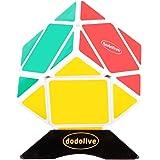 Dodolive Shengshou Oblique Twist Puzzle Cube,White
