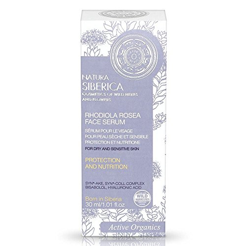 """ACTIVE ORGANICS Face Serum""""Protection and Nourishing"""" for Dr"""
