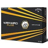 Callaway Warbird Plus Golf Balls 2016, White (12-pack)