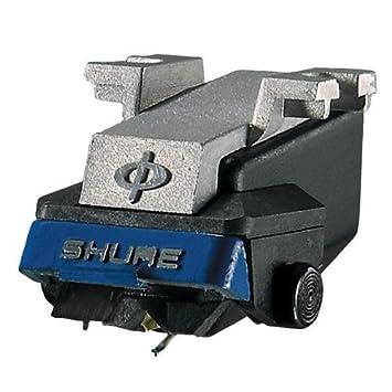 Shure M97 X Y Audio Turntable Stylus Cartridge: Amazon.es: Electrónica