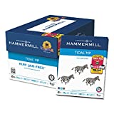 Hammermill Paper Tidal Multipurpose, 20lb, 92 Bright, 8.5 x 11, Letter, 5,000 Sheets /Carton. Made In The USA
