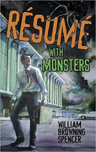 Resume With Monsters Dover Mystery Detective Ghost Stories And Other Fiction William Browning Spencer 9780486493251 Amazon Books