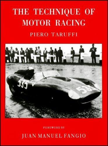 The Technique of Motor Racing (Driving) by Piero Taruffi (2003-04-01)