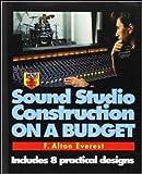 home theater design ideas Sound Studio Construction on a Budget