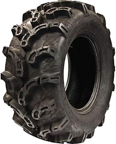 Ocelot Aggressive V-Tread Mayhem Zilla Like 6-Ply SxS UTV Tire Tire 25x8-10