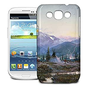 Phone Case For Samsung Galaxy Win I8550 - Days of Peace Premium Wrap-Around