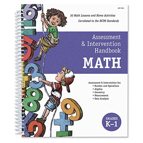 Learning Resources Assessment and Intervention Handbook, Math, Grades K-1