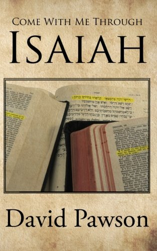Come with Me Through Isaiah (Knowing Jesus Through The Old Testament Review)