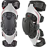 POD K4016-595-XL/2X Unisex-Adult K4 Knee Brace (Grey/Red