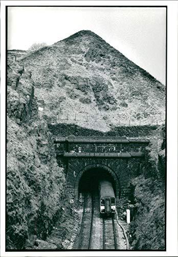 Summit Tunnel - Vintage photo of Summit Tunnel