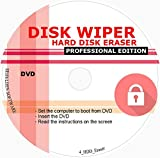 2019 Professional Hard Drive Eraser / Wiper CD Disc Disk 32/64Bit [Windows - Linux - Mac] DISC WIPER CD - HARD DRIVE DATA ERASER
