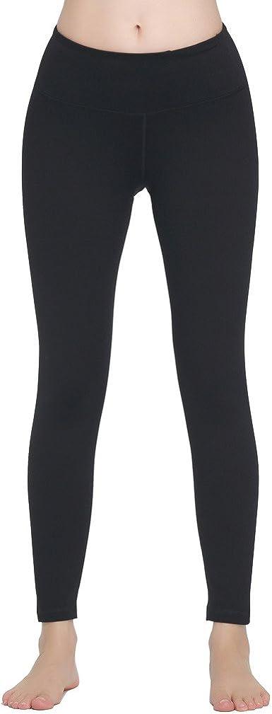 Lover-Beauty Pantalones Yoga Deportivas Mujer Leggins Elastico Cintura Altura Deportivos Algodón Modal Polainas para Danza Fitness: Amazon.es: Ropa y accesorios