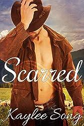 Scarred: (BBW Western Romance) (Under Open Skies series Book 1) (English Edition)