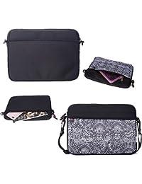 11 inch Multi-functional Portable Carrying Bag / Shoulder Bag / Messenger bag for Samsung Galaxy Tab E 9.6