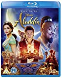 DVD : Aladdin Live Action  2019 [Blu-ray] [Region Free]