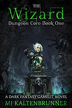 The wizard dungeon core book 1