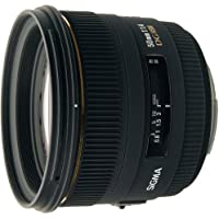 Sigma 50mm f/1.4 EX DG HSM Lens for Nikon Digital SLR Cameras - International Version (No Warranty)