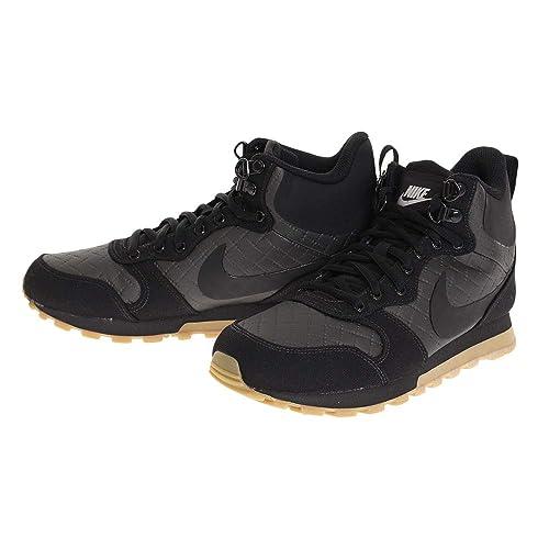 Nike Wmns MD Runner 2 Mid Prem, Botas de Senderismo para Mujer: Amazon.es: Zapatos y complementos