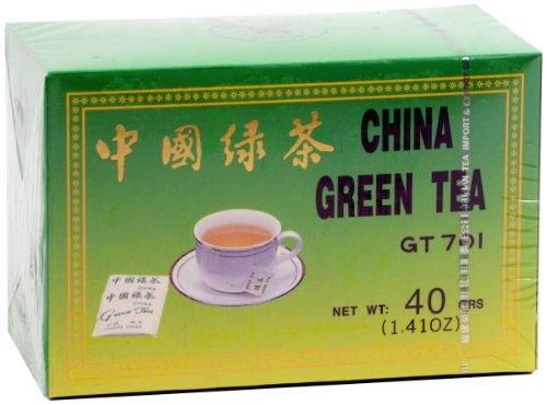 China Green Tea 20 Bags (Green Butterfly Tea)