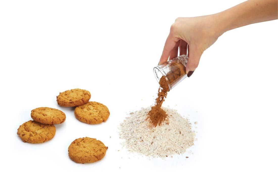 misurino da 50/ml in Vetro Kitchen Craft