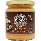 Biona Beurre de Cacahuètes Bio Lisse 250 g