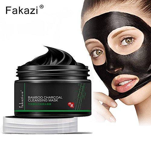 Blackhead Remove Mask, U.S Shipping CieKen 120g Black Mud De