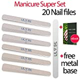 Nail File Set Professional Manicure