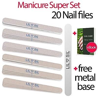 Nail File Set Professional