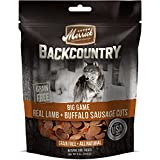 Merrick Backcountry Big Game Real Lamb + Buffalo Sausage Cuts Dog Treat, 5Oz Review
