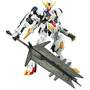 1/100 Full Mechanics Mobile Suit Gundam Iron Blood Orphans Gundam Barbatos Lupus Rex 1/100 Scale Color-coded Model Kit - 51v25HRI5PL - 1/100 Full Mechanics Mobile Suit Gundam Iron Blood Orphans Gundam Barbatos Lupus Rex 1/100 Scale Color-coded Model Kit