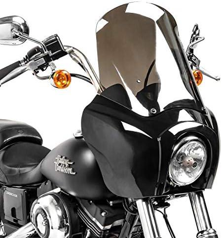 Craftride Shock Absorber 10.5 for Harley Sportster 883 R Roadster 04-15 Lowering Black