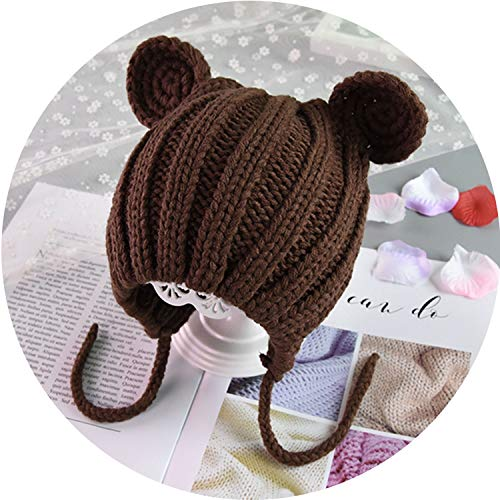 Winter Thick Warm Monther and Kids Cute Knitted