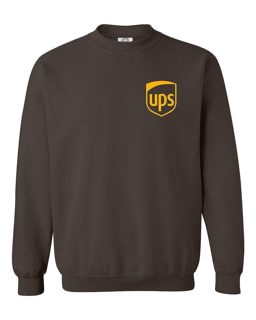 4d4df58a Amazon.com: United Parcel Service Hoodie UPS Hoodie Postal Hoodie: Clothing