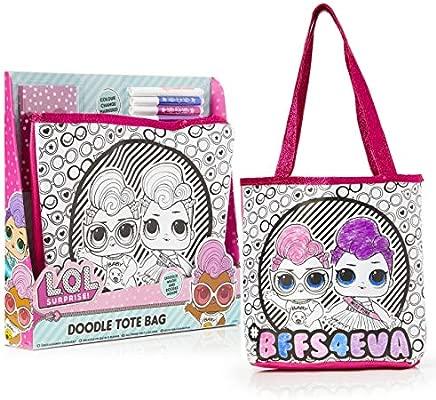 L.O.L. Surprise! Bolsa Infantil para Colorear De LOL ...
