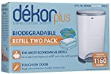 """Baby : Diaper Dekor Plus Biodegradable Refill - 2 ct """"Discontinued by Manufacturer"""""""