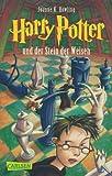 Harry Potter und der Stein der Weisen, J. K. Rowling, 3551354014