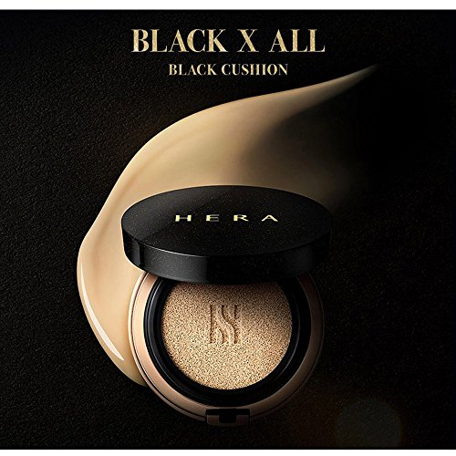 NEW AMOREPACIFIC HERA BLACK CUSHION 15g with Refill 15g / Junjihyun cushion (13 Natural Ivory)