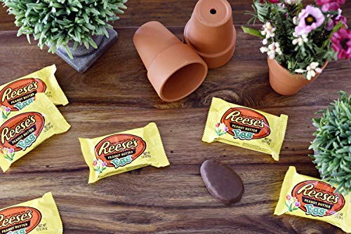 Reese's Easter Chocolate Candy Peanut Butter Egg, 1.2-Ounce Packages (Pack of 36) by Reese's (Image #5)