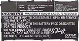 Synergy Digital Battery Compatible with Samsung SP368487A Tablet Battery - (Li-Pol, 3.7V, 6100 mAh)