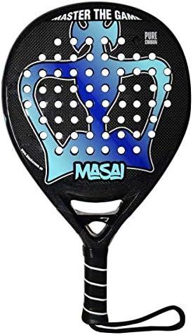 Pala de Pádel Masai | Black Crown | Nivel: Avanzado, Competición ...