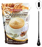 Aik Cheong Cappuccino Beverage (30 Pack)+ one NineChef Spoon