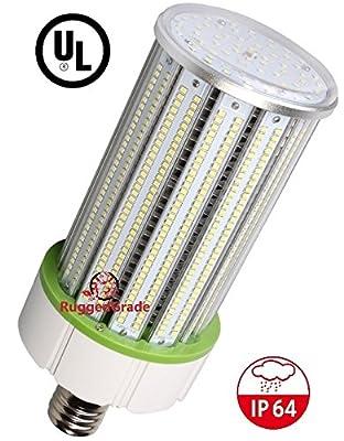 E39 LED Bulb - High Lumens - 5000K -Replacement for Fixtures HID/HPS/Metal Halide or CFL - High Efficiency 115 Lumen/ watt - 360 Degree Lighting - LED Corn Light