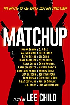 Matchup: The Battle of the Sexes Just Got Thrilling 1501141600 Book Cover