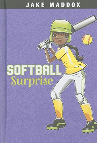 Softball Surprise (Jake Maddox Girl Sports Stories) PDF
